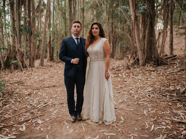 El matrimonio de Álvaro y Daniela en Padre Hurtado, Talagante 30