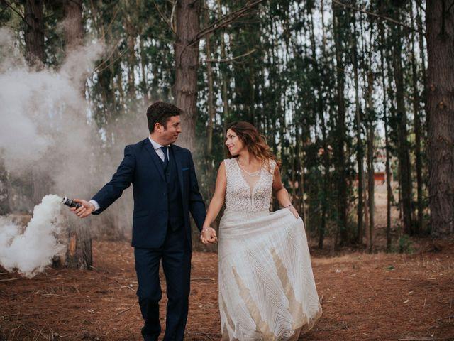 El matrimonio de Daniela y Álvaro