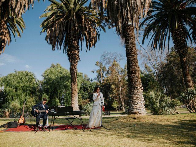 El matrimonio de Álvaro y Daniela en Padre Hurtado, Talagante 33