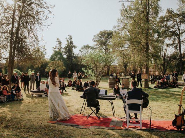 El matrimonio de Álvaro y Daniela en Padre Hurtado, Talagante 35