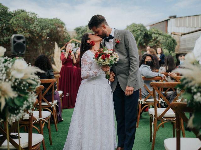 El matrimonio de Ayelen y Romain