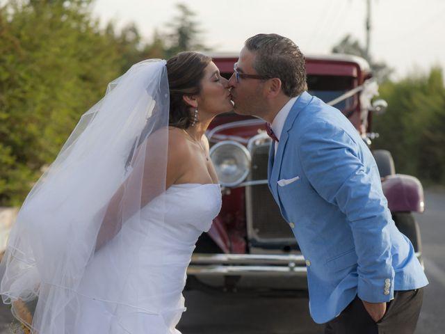 El matrimonio de Mariela y Jose