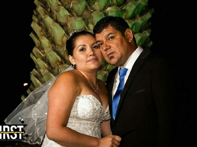 El matrimonio de Juana y Pablo