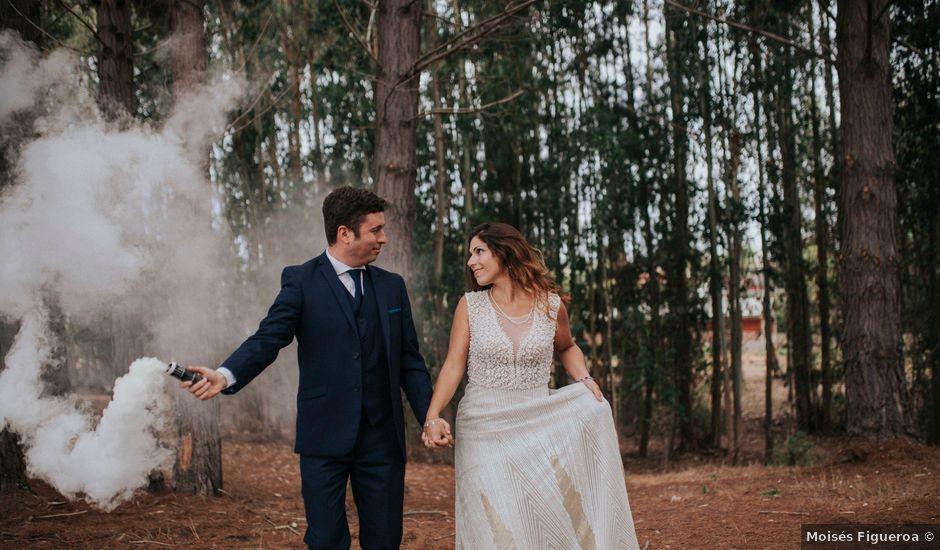 El matrimonio de Álvaro y Daniela en Padre Hurtado, Talagante