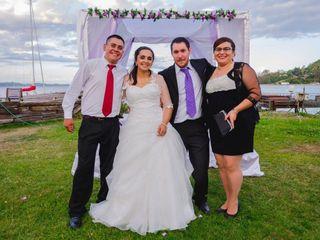El matrimonio de Paola y Francisco 1