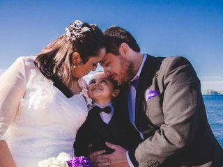 El matrimonio de Paola y Francisco 3