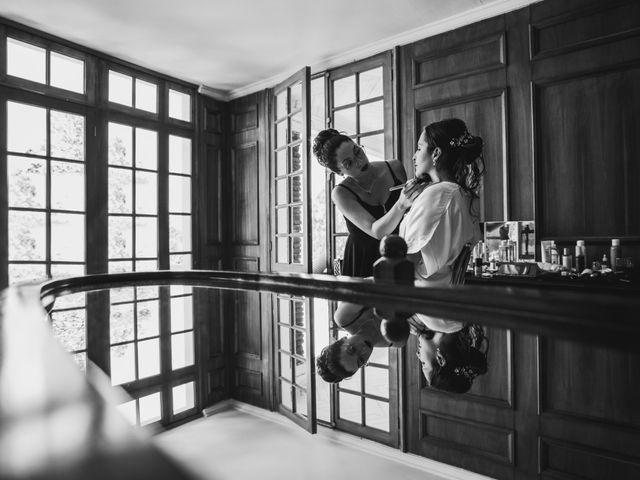 El matrimonio de Felipe y Tamara en El Monte, Talagante 1