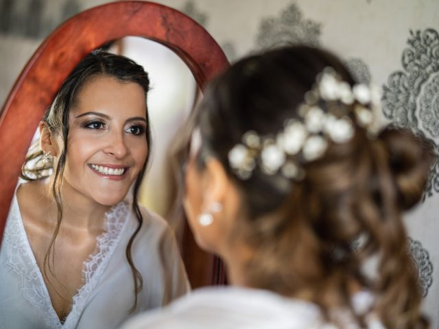 El matrimonio de Felipe y Tamara en El Monte, Talagante 7