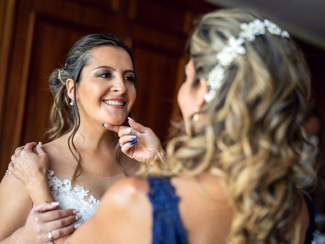 El matrimonio de Felipe y Tamara en El Monte, Talagante 17