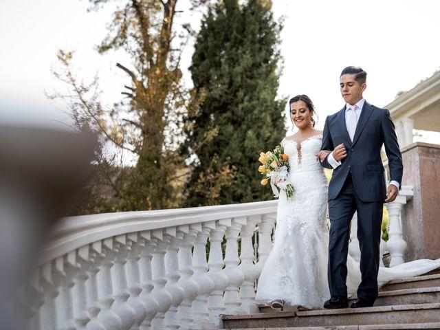 El matrimonio de Felipe y Tamara en El Monte, Talagante 19