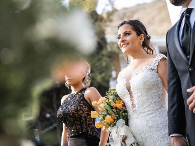 El matrimonio de Felipe y Tamara en El Monte, Talagante 20