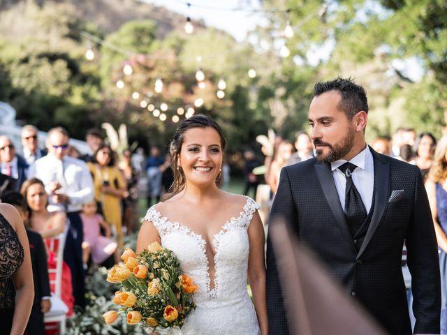 El matrimonio de Felipe y Tamara en El Monte, Talagante 21