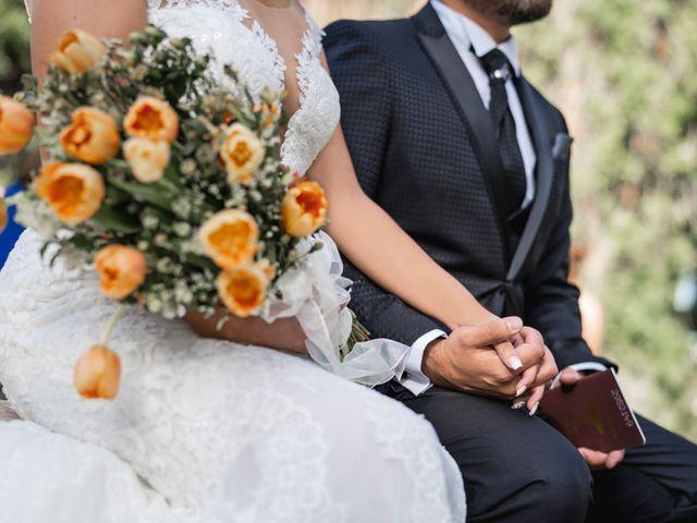 El matrimonio de Felipe y Tamara en El Monte, Talagante 23