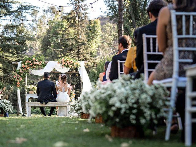 El matrimonio de Felipe y Tamara en El Monte, Talagante 27