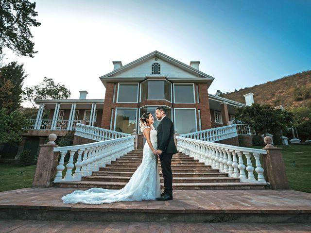 El matrimonio de Felipe y Tamara en El Monte, Talagante 33