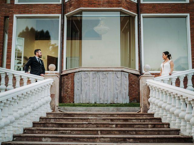 El matrimonio de Felipe y Tamara en El Monte, Talagante 35