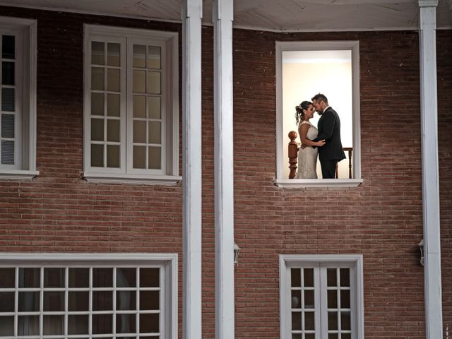 El matrimonio de Felipe y Tamara en El Monte, Talagante 36