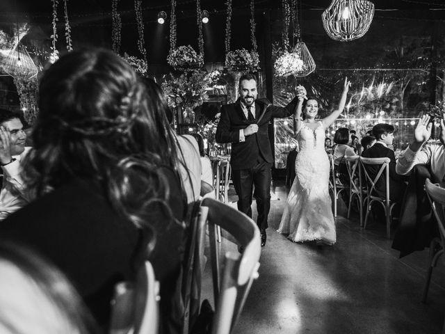 El matrimonio de Felipe y Tamara en El Monte, Talagante 37