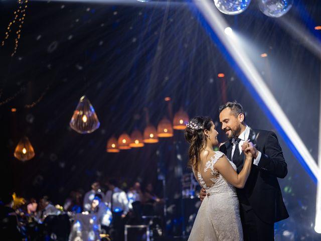 El matrimonio de Felipe y Tamara en El Monte, Talagante 43