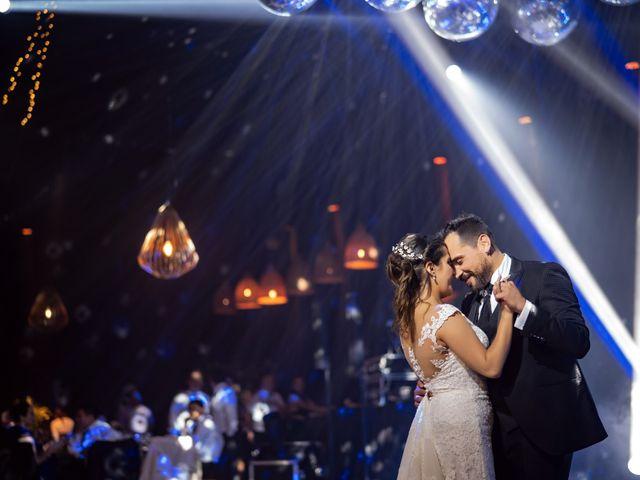 El matrimonio de Felipe y Tamara en El Monte, Talagante 44