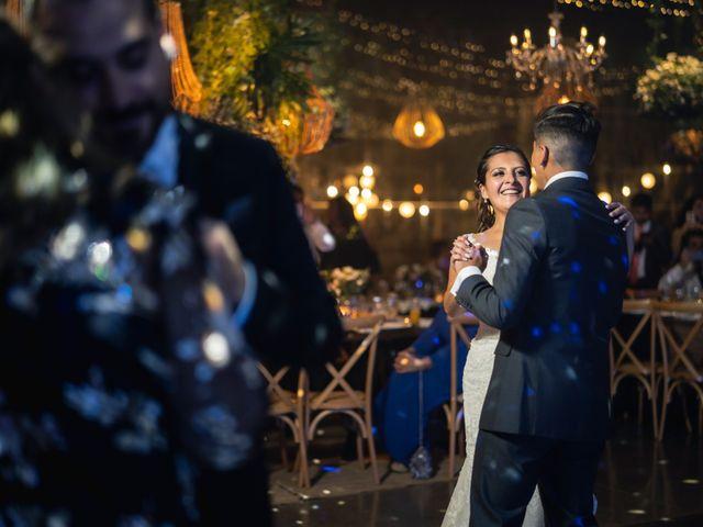 El matrimonio de Felipe y Tamara en El Monte, Talagante 45