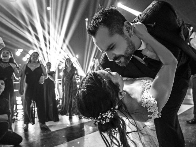 El matrimonio de Felipe y Tamara en El Monte, Talagante 52