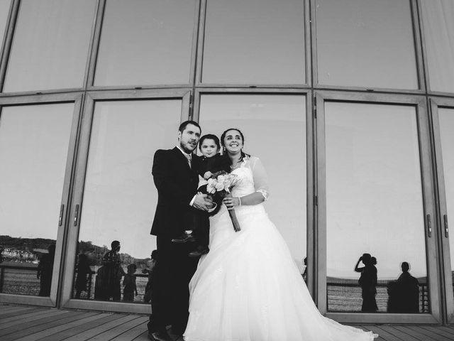 El matrimonio de Paola y Francisco