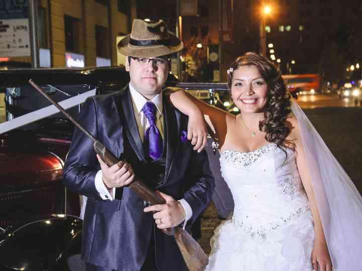 El matrimonio de Silvia y Cristian