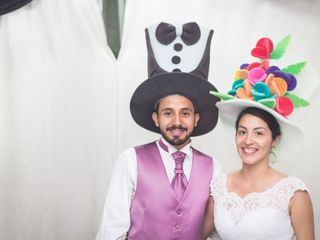 El matrimonio de Camila y Esteban