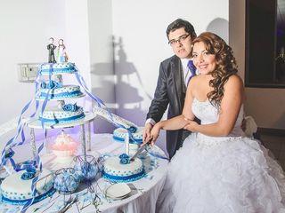 El matrimonio de Silvia y Cristian 1