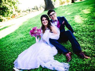 El matrimonio de Camila  y Carlos  2