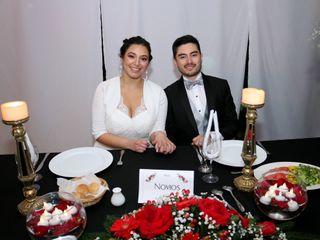 El matrimonio de Andrea y Nicolás 3