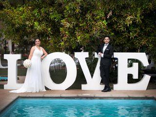 El matrimonio de Andrea y Nicolás