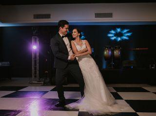El matrimonio de María Teresita y Alejandro