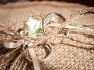 El matrimonio de Vanessa y Nico 2