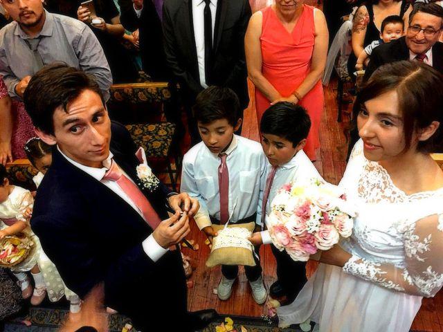 El matrimonio de Francisca  y Josué
