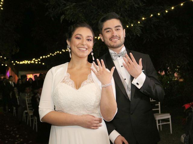 El matrimonio de Nicolás y Andrea en Calera de Tango, Maipo 1