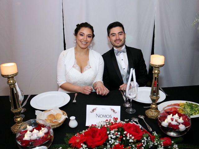 El matrimonio de Nicolás y Andrea en Calera de Tango, Maipo 2