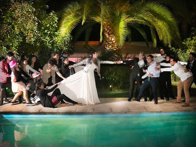 El matrimonio de Nicolás y Andrea en Calera de Tango, Maipo 4
