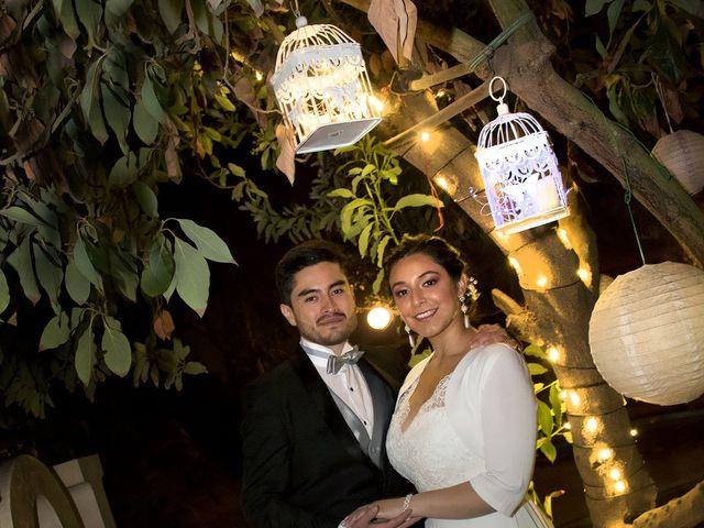 El matrimonio de Nicolás y Andrea en Calera de Tango, Maipo 5