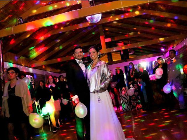 El matrimonio de Nicolás y Andrea en Calera de Tango, Maipo 7