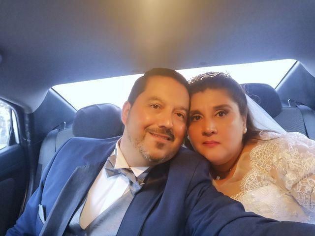 El matrimonio de Michel  y Lorena