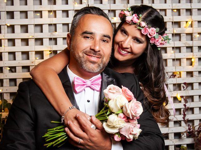 El matrimonio de Vanessa y Nico