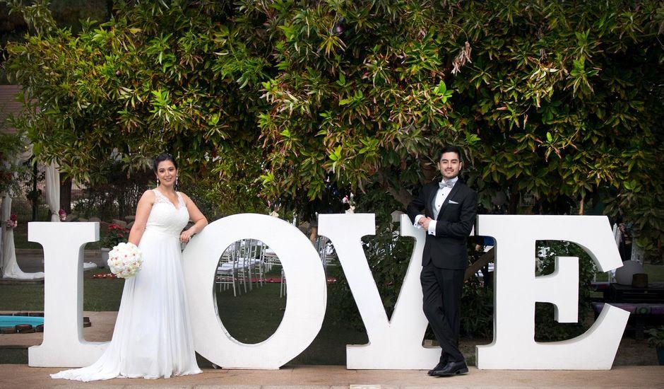 El matrimonio de Nicolás y Andrea en Calera de Tango, Maipo