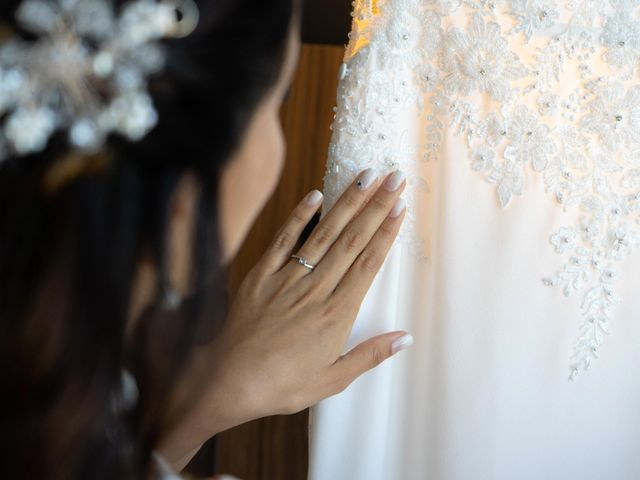 El matrimonio de Eduardo y Karla en Lo Barnechea, Santiago 1