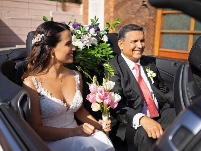 El matrimonio de Eduardo y Karla en Lo Barnechea, Santiago 2