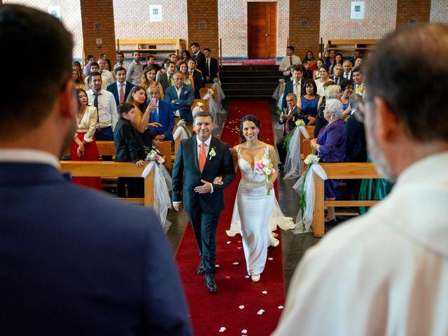 El matrimonio de Eduardo y Karla en Lo Barnechea, Santiago 6