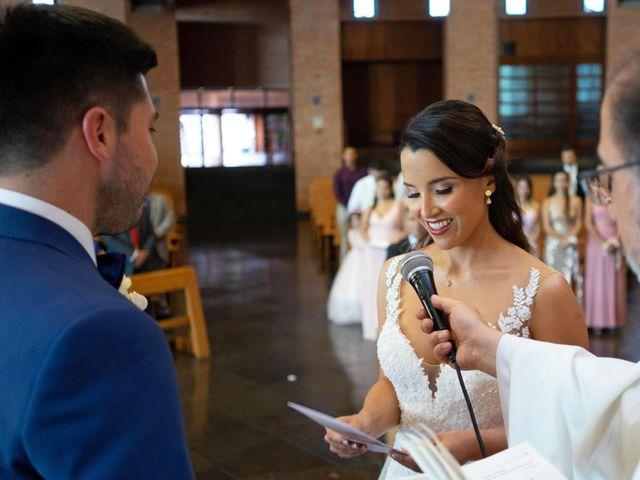 El matrimonio de Eduardo y Karla en Lo Barnechea, Santiago 12