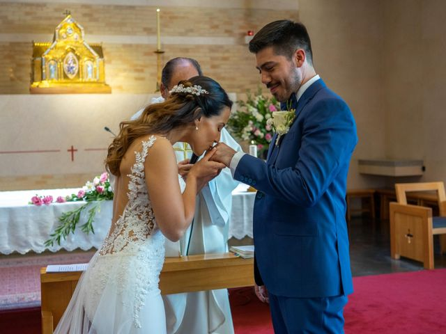 El matrimonio de Eduardo y Karla en Lo Barnechea, Santiago 13
