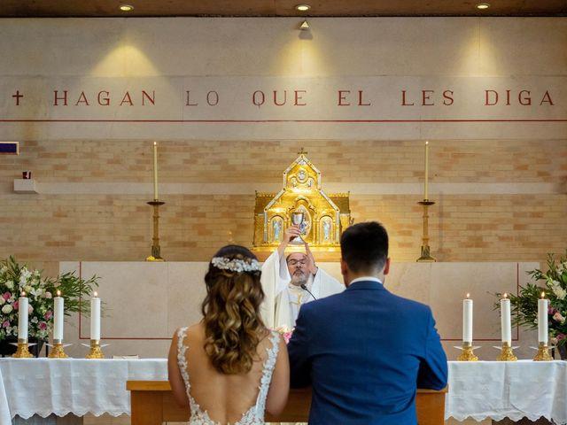 El matrimonio de Eduardo y Karla en Lo Barnechea, Santiago 14